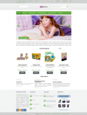 Адаптивный интернет-магазин книг и канцелярских товаров